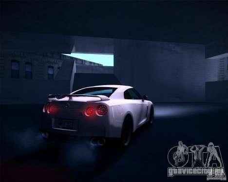 ENBseries by slavheg v2 для GTA San Andreas третий скриншот