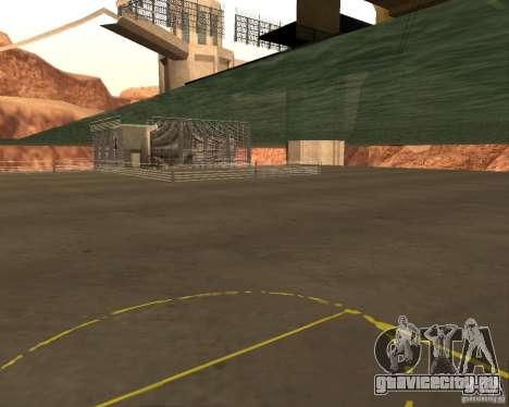 База DRAGON для GTA San Andreas четвёртый скриншот