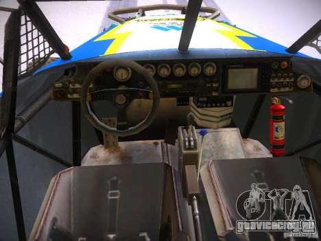 Ickler Jimco Buggy для GTA San Andreas вид сверху