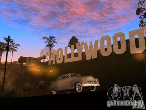 GTA SA 4ever Beta для GTA San Andreas второй скриншот