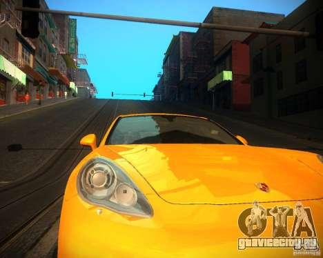 ENBSeries Realistic для GTA San Andreas