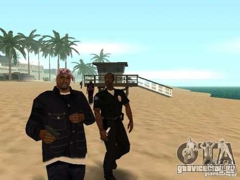 Tenpenny для GTA San Andreas второй скриншот