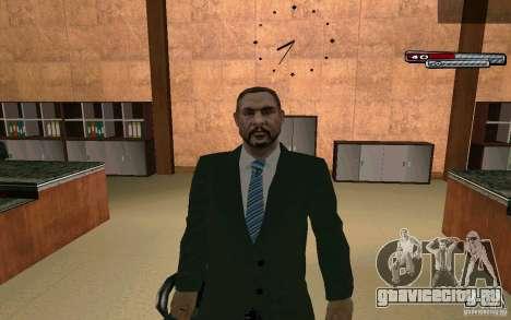 Mayor HD для GTA San Andreas пятый скриншот
