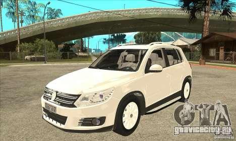 Volkswagen Tiguan 2.0 TDI 2012 для GTA San Andreas