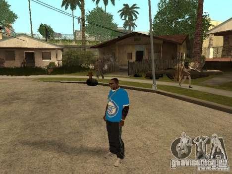 Майка Зенит для GTA San Andreas третий скриншот