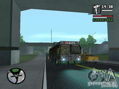 ЛиАЗ 5283.01 для GTA San Andreas