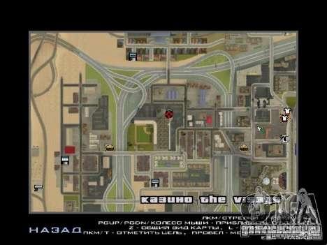 Концерт АК-47 v2 для GTA San Andreas девятый скриншот