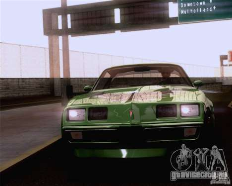 Optix ENBSeries Anamorphic Flare Edition для GTA San Andreas третий скриншот
