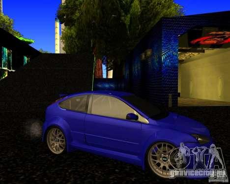 Ford Focus ST для GTA San Andreas