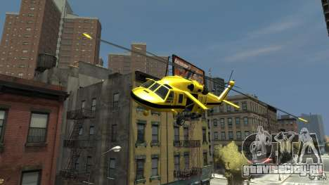 Yellow Annihilator для GTA 4