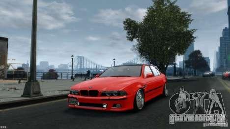 BMW M5 E39 BBC v1.0 для GTA 4