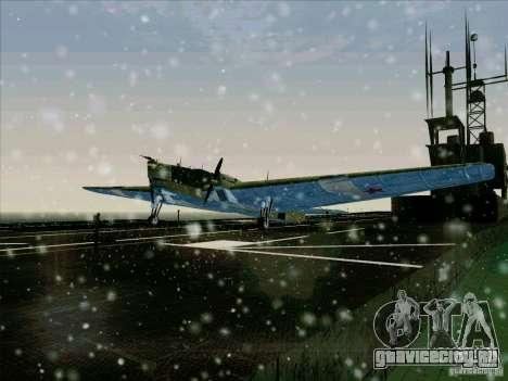 ТБ-3 для GTA San Andreas