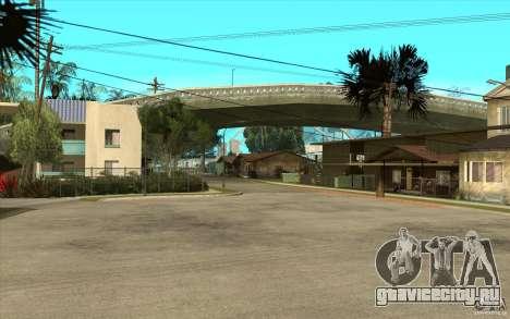 New Grove Street TADO edition для GTA San Andreas второй скриншот