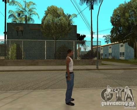 Оружия из STALKERa для GTA San Andreas одинадцатый скриншот