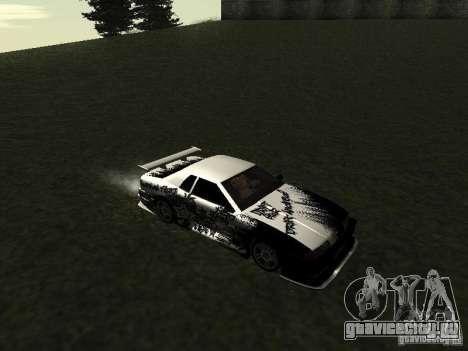 Drift Star для GTA San Andreas вид слева