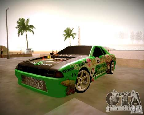Elegy Toy Sport v2.0 Shikov Version для GTA San Andreas вид сзади