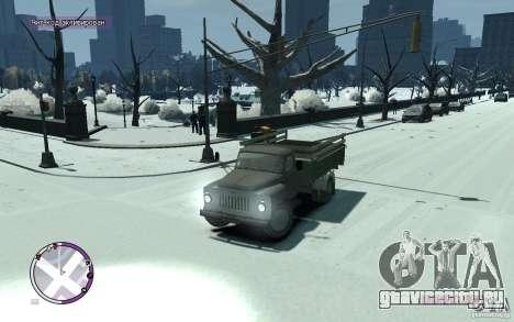 ГАЗ 53 для GTA 4