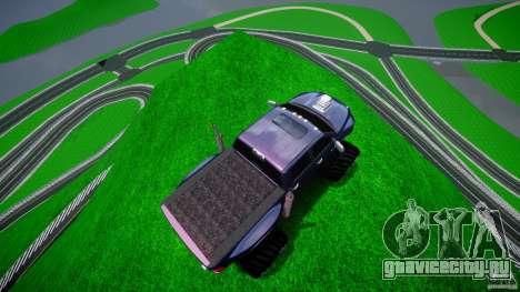 Dodge Ram 3500 2010 Monster Bigfut для GTA 4 салон