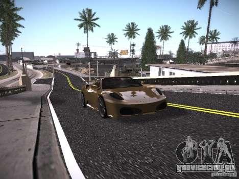 LiberrtySun Graphics ENB v2.0 для GTA San Andreas десятый скриншот