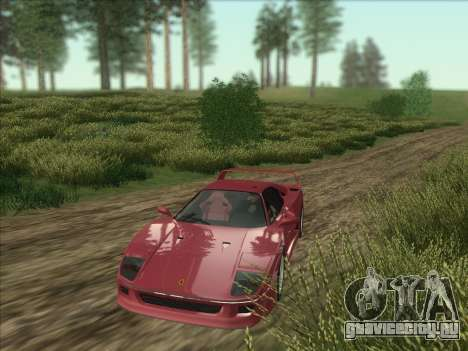 Nice ENBseries by laphund для GTA San Andreas