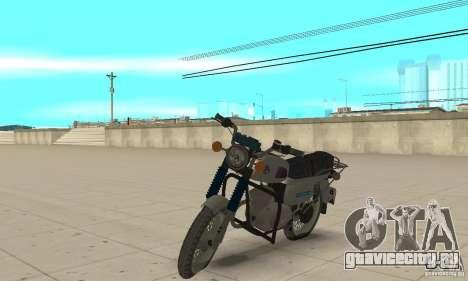 Восход 3М-01 для GTA San Andreas