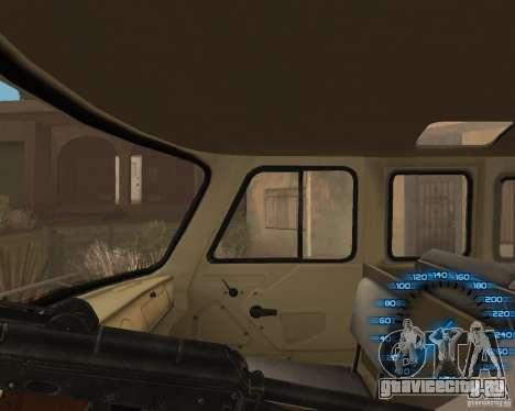 За рулем для GTA San Andreas третий скриншот