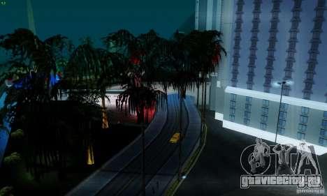 Marty McFly ENB 2.0 California Sun для GTA San Andreas пятый скриншот