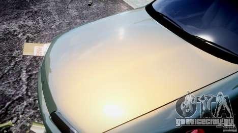 Nissan Skyline R32 GTS-t 1989 [Final] для GTA 4 вид снизу