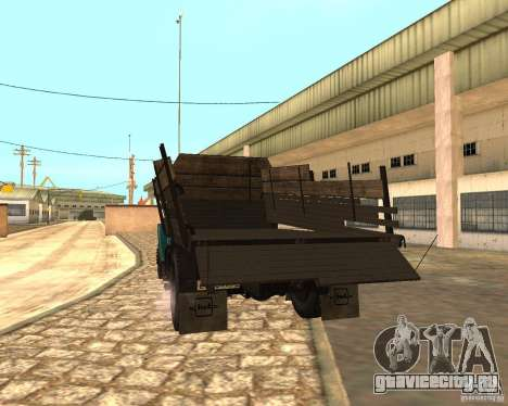 Зил 433362 для GTA San Andreas вид сбоку
