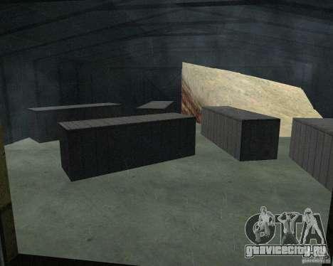 DRAGON база v2 для GTA San Andreas четвёртый скриншот