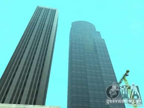 Doherty Plaza - Новая дороти для GTA San Andreas пятый скриншот
