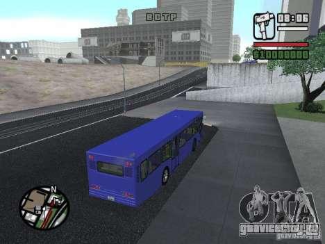 DESIGN X NF260 для GTA San Andreas вид справа