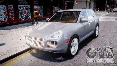 Porsche Cayenne 955 Turbo v1.0 для GTA 4