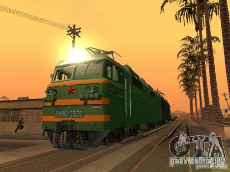 ВЛ80с для GTA San Andreas