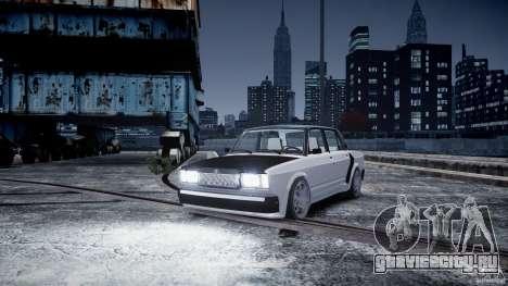 ВАЗ 2107 Drift для GTA 4