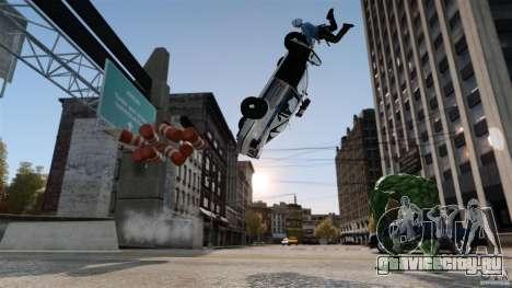 Халк скрипт для GTA 4 второй скриншот