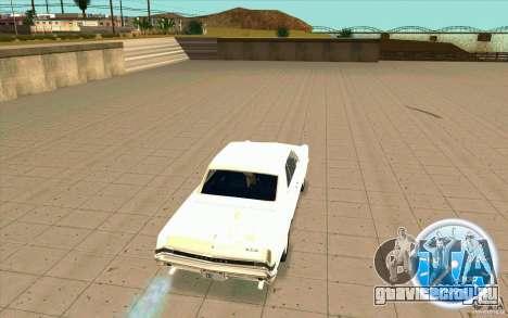 CraZZZy Speedometer v.2.1 Lite для GTA San Andreas
