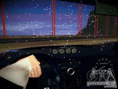 Lada Priora Turbo v2.0 для GTA San Andreas вид сбоку