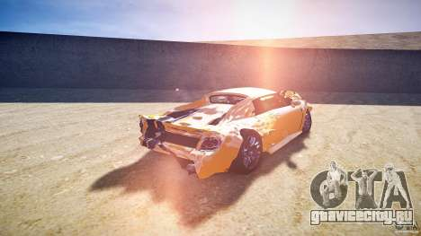 Rossion Q1 2010 v1.0 для GTA 4 колёса
