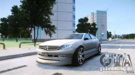 Schafter2 Sedan для GTA 4