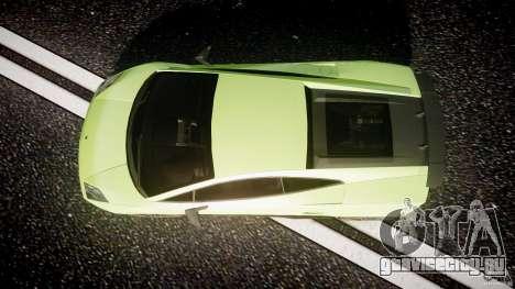 Lamborghini Gallardo LP570-4 Superleggera 2010 для GTA 4 вид справа