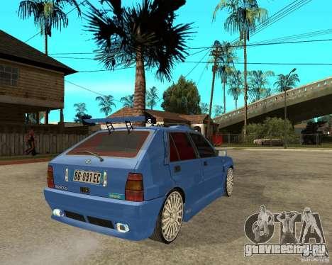 Lancia Delta Sparco для GTA San Andreas