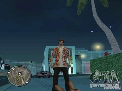 Tony Montana для GTA San Andreas