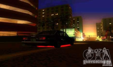Nissan Skyline 2000-GTR для GTA San Andreas вид сбоку