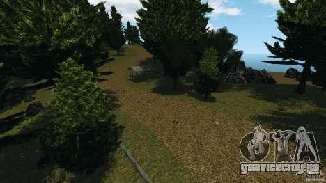 DiRTY - LandRush для GTA 4 шестой скриншот