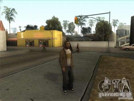 Ryo NFS PS для GTA San Andreas второй скриншот