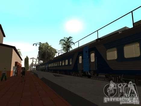 ЖД мод IV final для GTA San Andreas седьмой скриншот