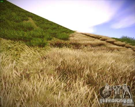 Grass form Sniper Ghost Warrior 2 для GTA San Andreas восьмой скриншот