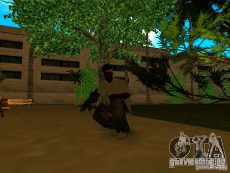 New Weapon Pack для GTA San Andreas шестой скриншот