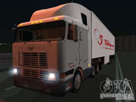 International Navistar 9800 для GTA San Andreas